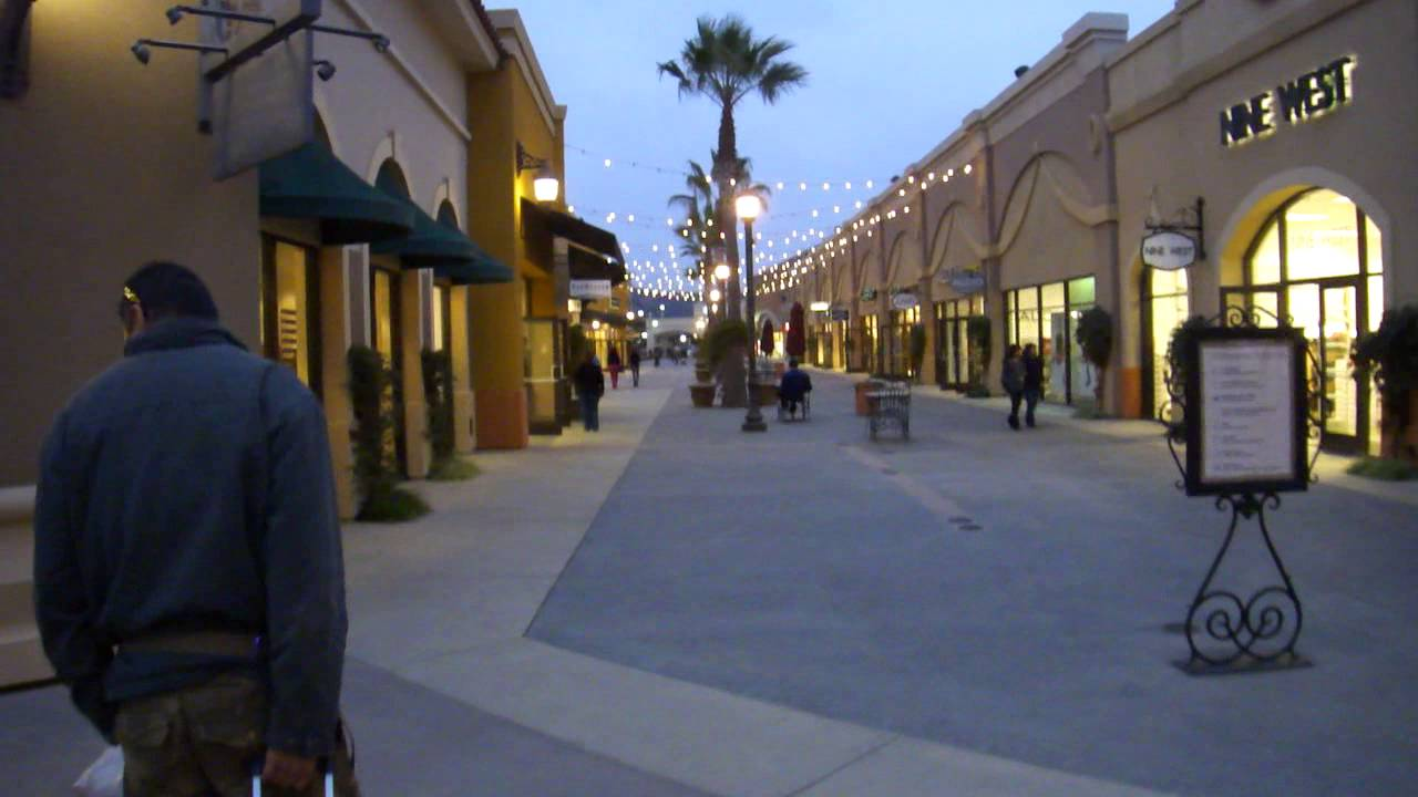 7983413226b Las Americas Premium Outlet Mall San Isidro California - YouTube
