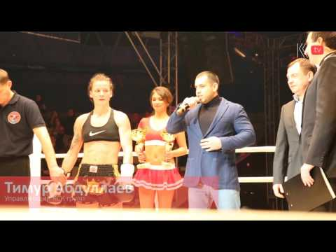 Muay Thai Moscow (19.12.2015)