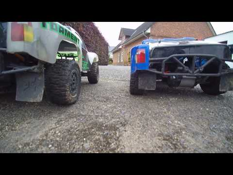 HORIZON ECX Torment 1:10 Short Course Truck 2S BL