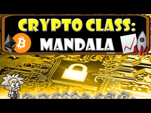CRYPTO CLASS: MANDALA EXCHANGE | POWERED BY BINANCE CLOUD | TRADING DEPTH | SECURITY | TX SPEED