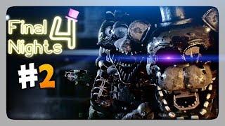 СТАРЫЙ ДОМ - НОЧЬ 2! ✅ Final Nights 4: Fates Entwined Прохождение #2
