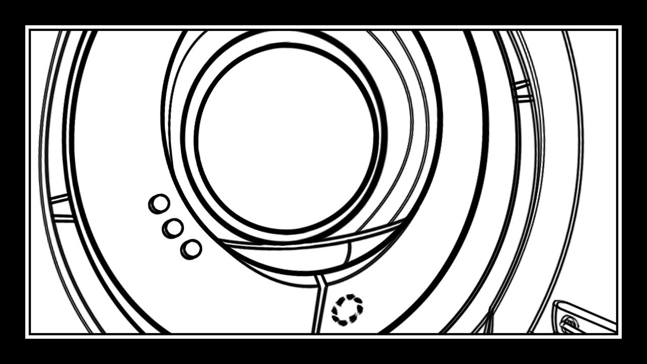 Portal 2 Wheatley Speed Drawing Youtube