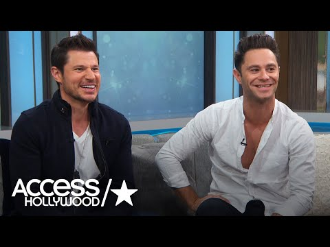 'DWTS': Nick Lachey & Sasha Farber Break Down Their Favorites For Disney Night | Access Hollywood