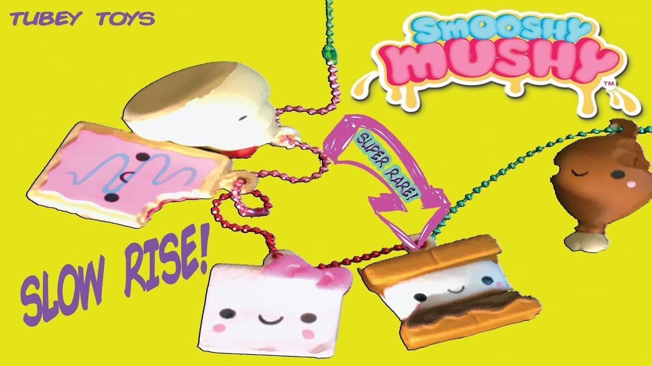 Squishy Mushy Toys R Us : SMOOSHY MUSHY SQUISHES New Slow Squishies at Walmart Scented Squishy Treats! Tubey Toys ...