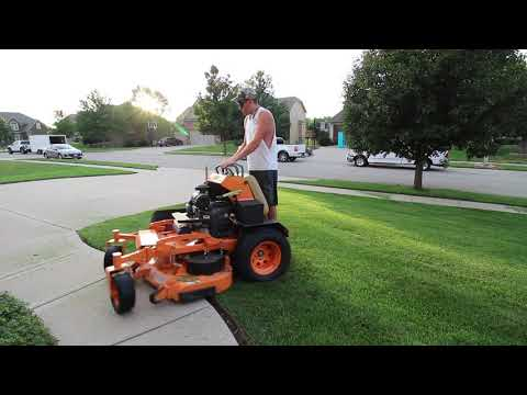 Scag Vride 2 First Full Review From B&B Lawn Care