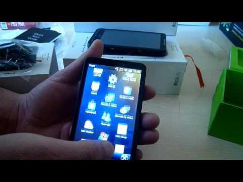HTC HD2 T8585 1:1 WINDOWS MOBILE 6,5
