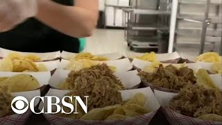 Supply chain disruptions impact school lunch programs across the U.S.