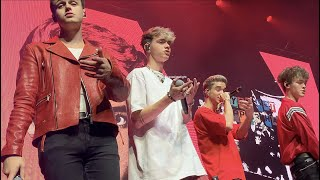 Why Don't We 8 Letters Tour Utrecht (HD)