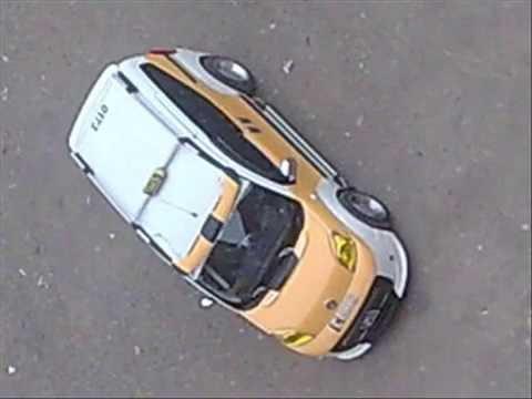 Modifiyeli Ticari Taksi
