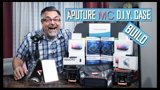 Aputure MC Light Do IT YOURSELF D.I.Y. Charging Case Build
