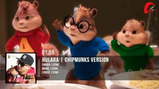 J STAR | HULARA | Blockbuster Punjabi Song  | Chipmunks Version