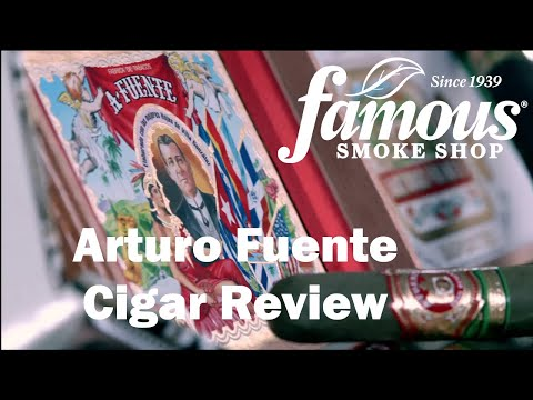 Arturo Fuente Cigars Overview - Famous Smoke Shop