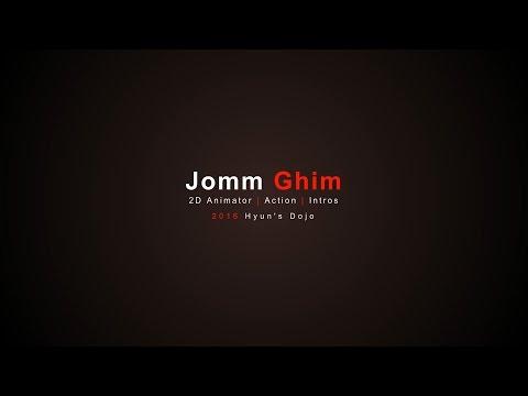 Jomm's Demo Reel 2016