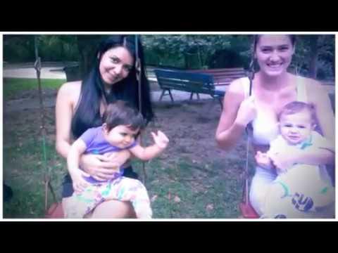 Erika Santiago y Kenyu Suarez Entrenando Con Xpress Training Mom