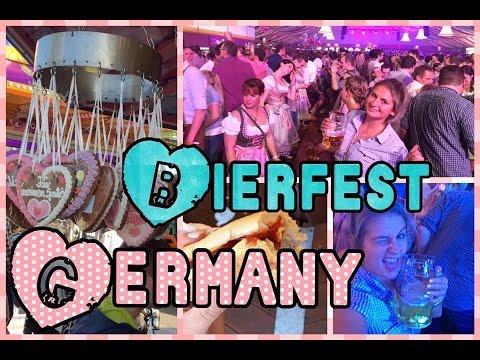 BIERFEST IN STUTTGART / GERMANY | Dajana Sain