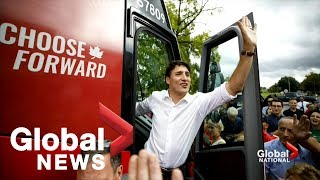 Canada Election: Liberals promise billions in new spending