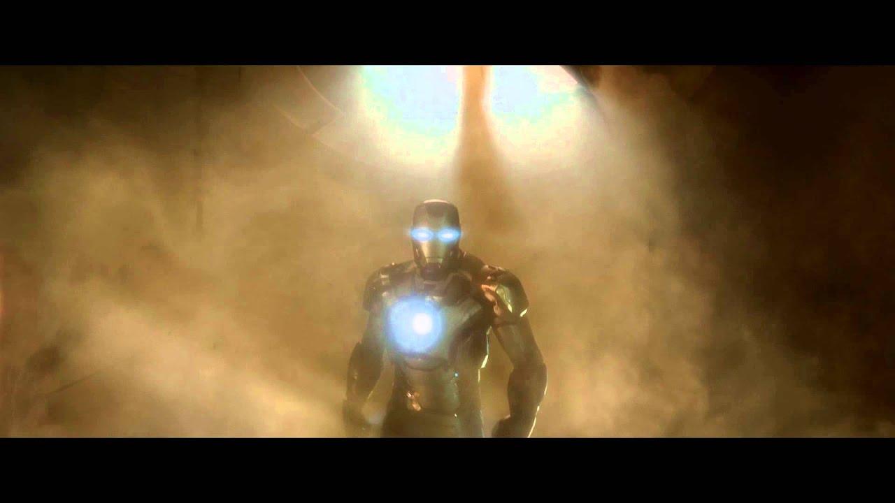 Iron man 3 l 39 attaque de la maison de tony stark vf for Iron man maison
