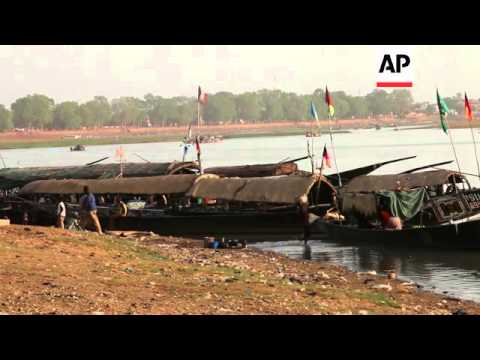 UNESCO treasures affected by the conflict raging on in Mali