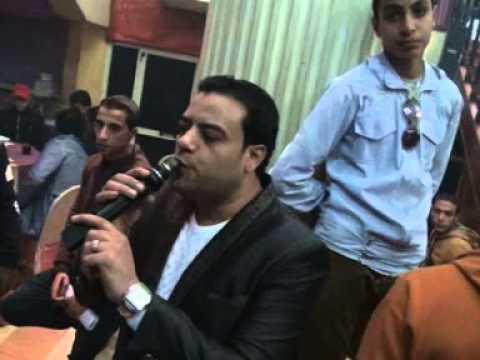 حسن عبدالوهاب فى قاعة الاهلى من وحدة ليالى للفيديو 01118133125