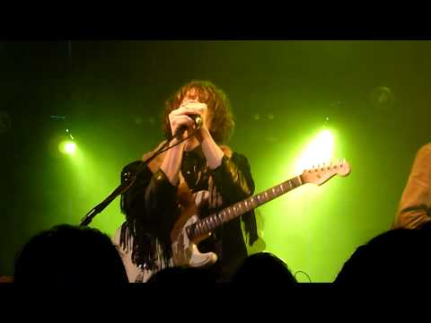 Mystery Jets - Half in love with Elizabeth (live@Flèche d'Or)