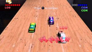 Micro Machines V4 (PS2) - Part 2