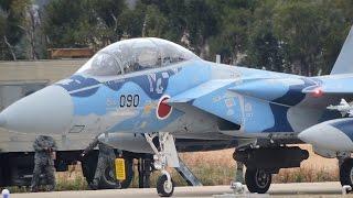 日本のトップガン! 新田原基地 F-15 アグレッサー H28.1.21 thumbnail