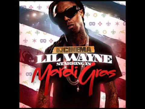Nymphos - Lil Wayne, 2Pac, & Ludacris(Mardi Gras)