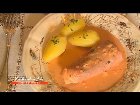 Recette : Le jambon à la Chablisienne d'Hervé - Les Carnets de Julie - Les jambons