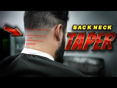 Bald Neck Taper Oster Fast Feed | Full HD