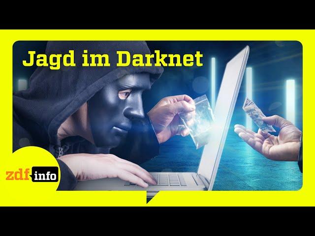 AlphaBay. Der größte illegale Darknet-Shop seiner Zeit | ZDFinfo Doku