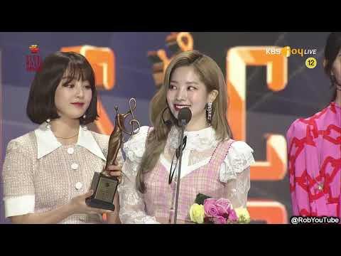 [ENG SUB] 190115 TWICE Won A Bonsang SPEECH HD @28th Seoul Music Awards