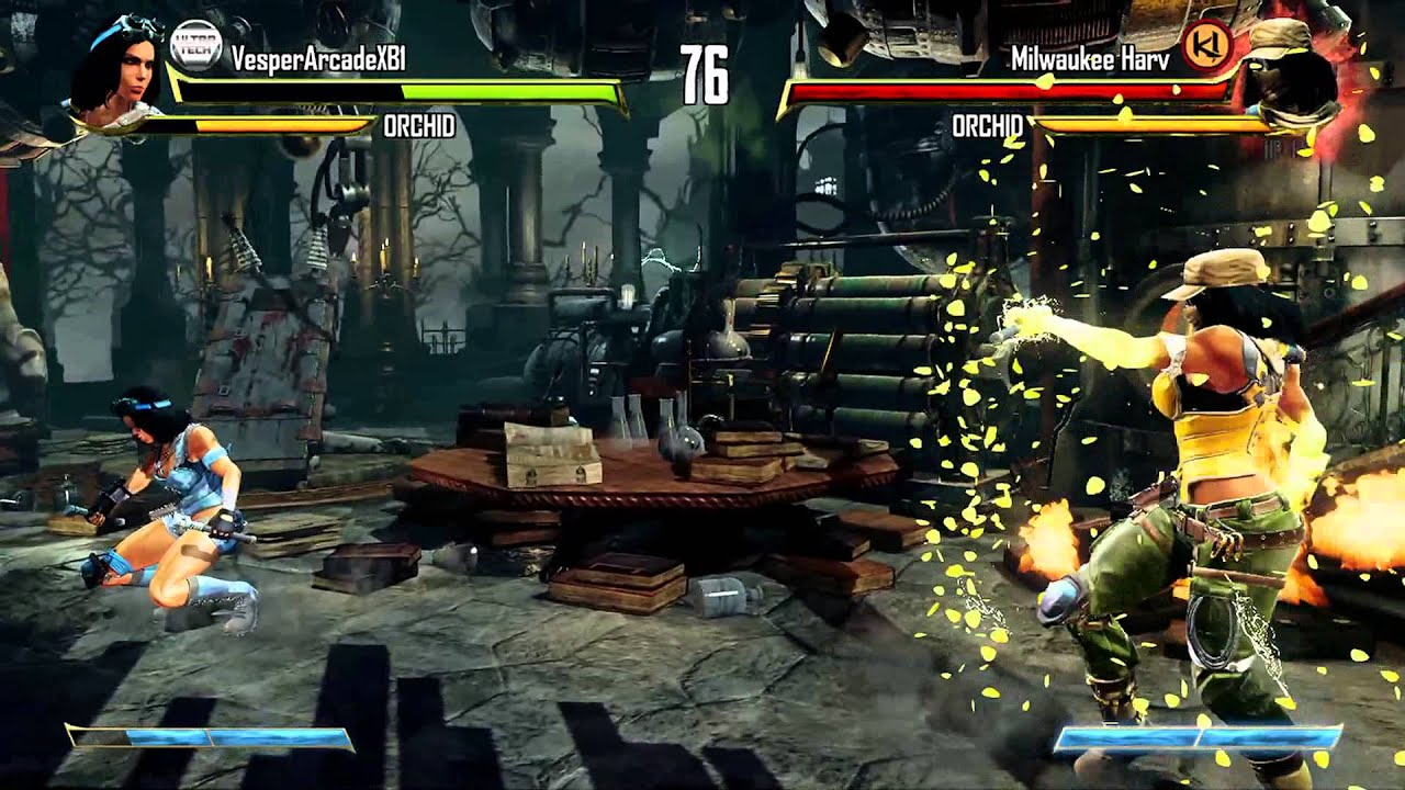 VA Killer Instinct Ranked Matches 11