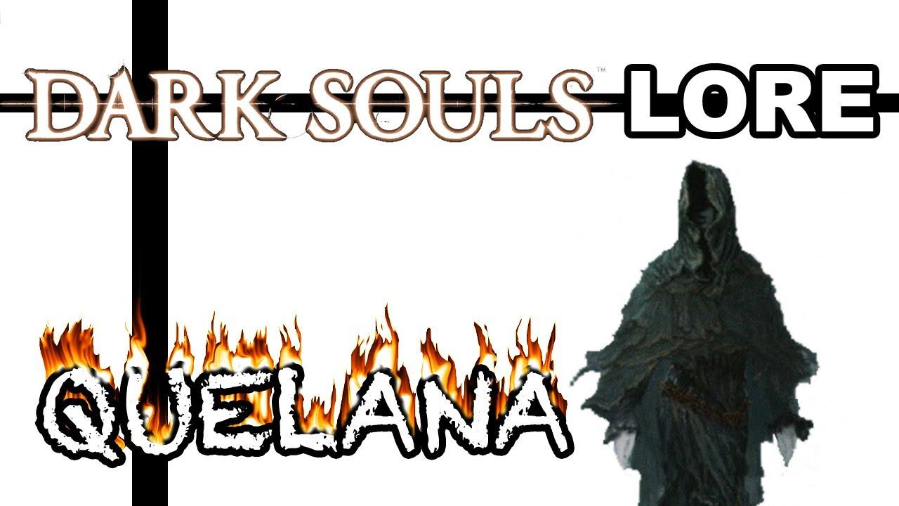 Dark Souls Ii Lore And Speculation: Dark Souls Lore: Quelana