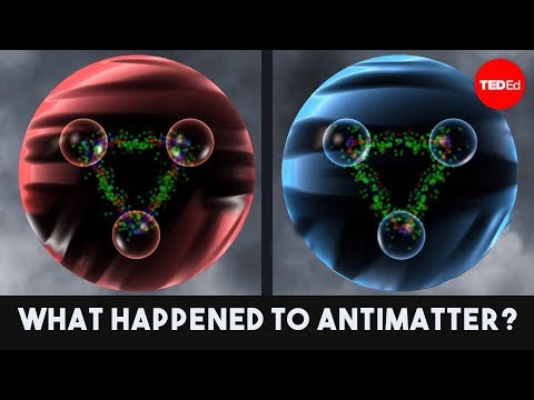 What happened to antimatter? - Rolf Landua