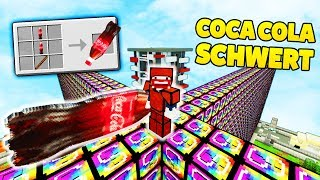 GIGANTISCHES COCA COLA SCHWERT | LUCKS BLOCKS WALL