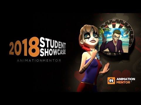 3D Animation Student Showcase 2018 - Animation Mentor