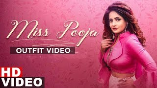 Miss Pooja | Outfit | Sohnea | Latest Punjabi Songs 2019 | Speed Records