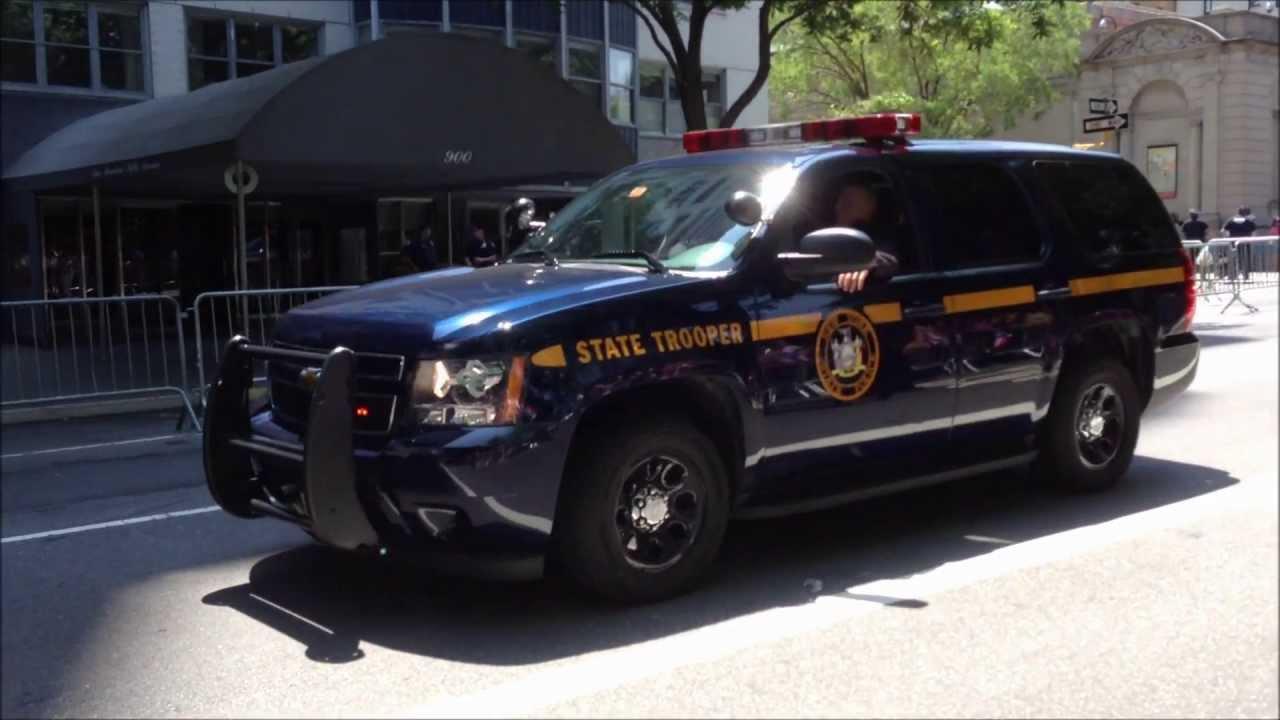 Car Patrol Car City