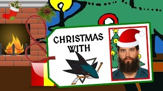NHL Secret Santa: San Jose Sharks edition
