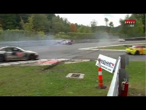GRAND-AM Road Racing Crashes 2012 part2