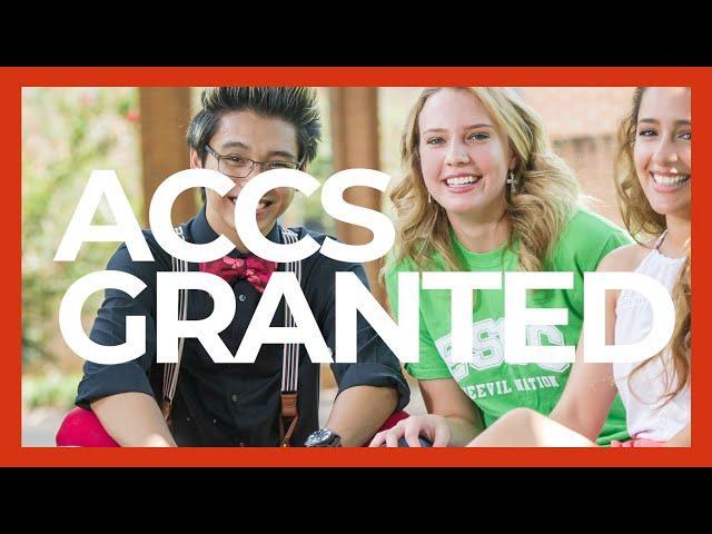 ACCS Granted Episode 27 (Tech Program by Mercedes) November 13, 2020