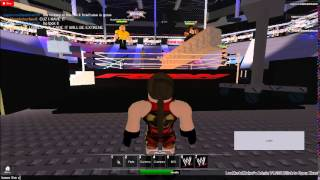 WWE Roblox money in the bank