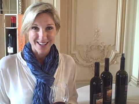 Oct 09 2011 - Banfi's Cristina Mariani-May.AVI