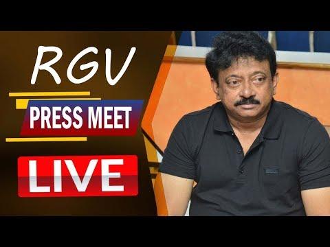 Ram Gopal Varma Press Meet on Lakshmi's NTR | ABN Telugu
