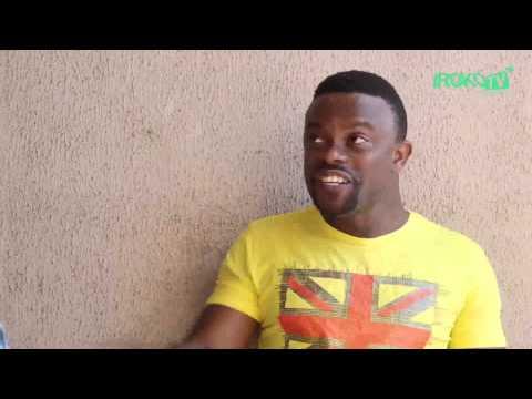 Amaechi Muonagor Interogates Ime Bishop Umoh - Nigerian Movie