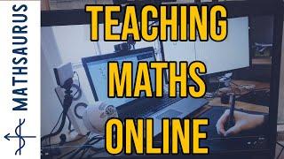 Teaching maths online screenshot 4