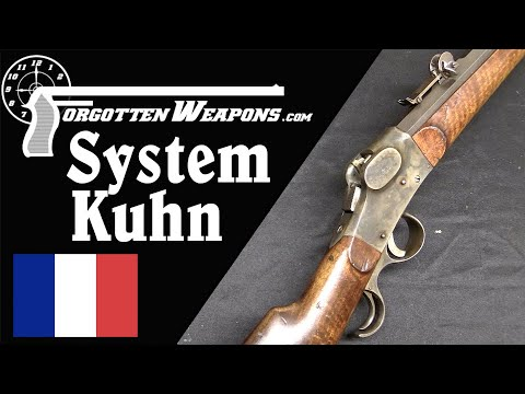 System Kuhn: A Novel Single Shot Breechloader