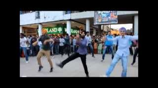 Flash Mob by IIT Ropar @ Chandigarh