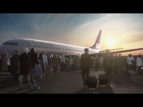 Why do people travel? Because we are travelers! Check out the SAS Commercial from 2014 | SAS