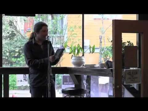 Poet Miguel Robles Sarcasmo y Soledad bilingual